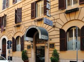 Hotel Virgilio, hotel in Rome