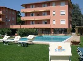 Ali Sul Lago, hotel en Magione