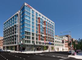 Hilton Garden Inn Washington DC/Georgetown Area, отель в Вашингтоне