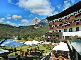 Hotel Mirage, hotell i Cortina d'Ampezzo
