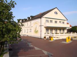Hotel am Schlosspark Zum Kurfürst, hotel near Rowing Course Oberschleißheim, Oberschleißheim