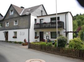 Ferienwohnung Klauke, apartment in Winterberg