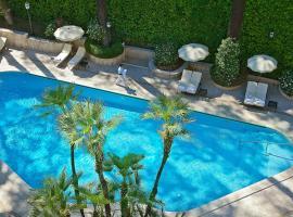 Aldrovandi Villa Borghese - The Leading Hotels of the World, hotel near Auditorium Parco della Musica, Rome
