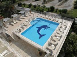 Hotel Joseph, hotell i Marina di Pietrasanta