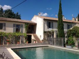 Mas des Tourterelles, B&B in Saint-Rémy-de-Provence