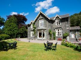 Hazel Bank Country House, hotel near Derwentwater, Rosthwaite