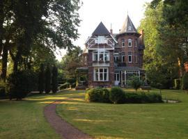 B&B Villa Emma, boetiekhotel in Gent