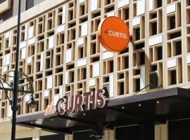 The Curtis- A DoubleTree by Hilton Hotel, hotel near Colorado History Museum, Denver