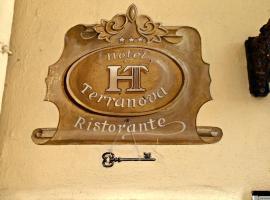 Hotel Terranova, отель в Ольбии