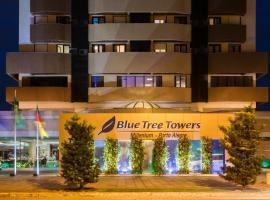 Blue Tree Towers Millenium Porto Alegre, hotel near Guaiba Bridge, Porto Alegre