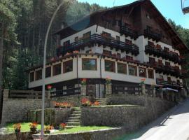 Hotel Garnì Mille Pini, hotel a Scanno