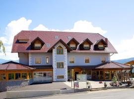 Hotel Restaurant Perschler, Hotel in Rattenberg