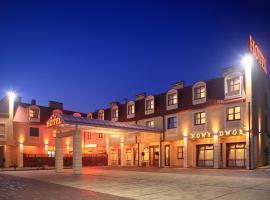 Hotel Nowy Dwór W Zaczerniu – hotel w mieście Rzeszów