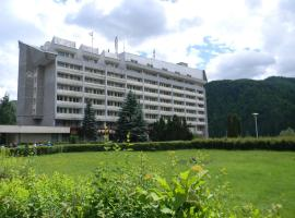 Hotel Lotru, hotel din Voineasa