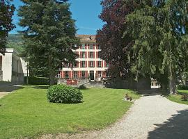 Hôtel du Parc, hotel in Allevard