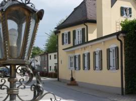 Chalét zum Kurfürst, hotel near Rowing Course Oberschleißheim, Oberschleißheim