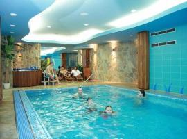 Hotel Elegance, hotel v Šumperku
