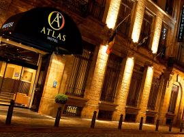 Atlas Hotel Brussels, hotel near Grand Place, Brussels