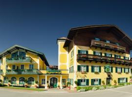 Hotel-Pension Wagnermigl, Königssee-vatnið, Kuchl, hótel í nágrenninu