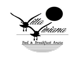Bed and Breakfast Villa Viviana, budget hotel in Anzio