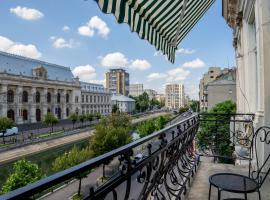 Antique Hostel, hostel in Bucharest