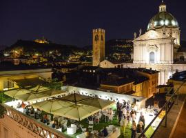 Hotel Vittoria, hotel a Brescia