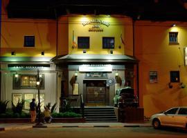 Hamilton's Bed & Breakfast, hotel in Belgorod