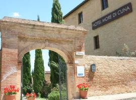 Hotel More Di Cuna, hotel in Monteroni d'Arbia