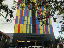 Top Hotel Manado by Gran Puri, hotel di Manado