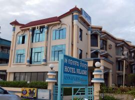 Hotel Niladri, beach hotel in Puri