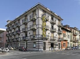 Hotel Eden, отель в Виареджо