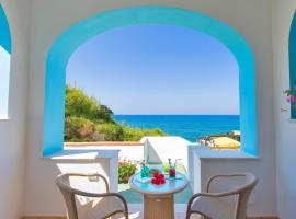 Hotel Cava Dell'Isola, hotel with jacuzzis in Ischia