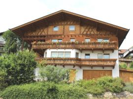 Appartementhaus Untere Tanne, family hotel in Lermoos