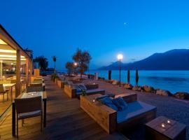 Hotel Club da Baia, hotel in Brenzone sul Garda