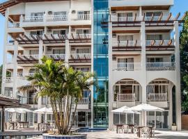 Hotel Torres da Cachoeira, hotel near Ponta das Canas Beach, Florianópolis