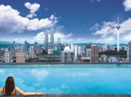 Regalia Suites & Hotel, íbúðahótel í Kuala Lumpur