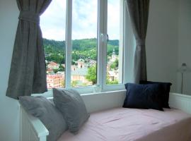 PANORAMA apartmán ajaj, hotel v blízkosti zaujímavosti Starý hrad Banská Štiavnica (Banská Štiavnica)