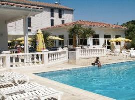 Hotel & Restaurant Le Mejean - Parc des Expositions, hôtel à Lattes près de: Aéroport Montpellier Méditerranée - MPL