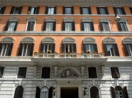 Hotel Aberdeen, hotel in Central Station, Rome
