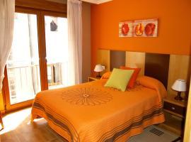 Apartamentos Barrosa II, hotel en Portonovo