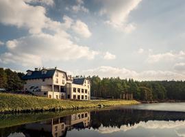 Hotel Natura Residence Business&SPA, hotel near Katowice Airport - KTW, Siewierz