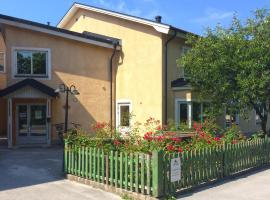 Birkagatan Vandrarhem, hostelli Visbyssä