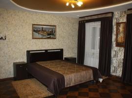 Клуб Отель Фора, отель в Кургане