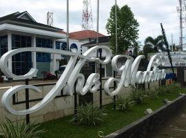 The Madeline Hotel, hotel in Bengkulu