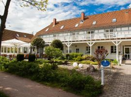 Haus am Meer, Hotel in Ahrenshoop