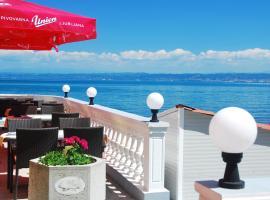 Hotel Fiesa, hotel blizu znamenitosti jezero Fiesa, Piran