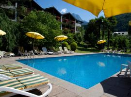 Hotel Tannerhof, hotel in Merano