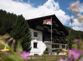 Familienhotel Mateera Gargellen / Montafon, hotel in Gargellen