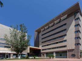Sercotel Gran Fama, hotel en Almería