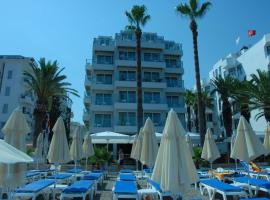 Begonville Beach Hotel - Adult Only, отель в Мармарисе